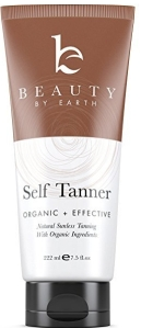 self tanner natural organic earth sunless